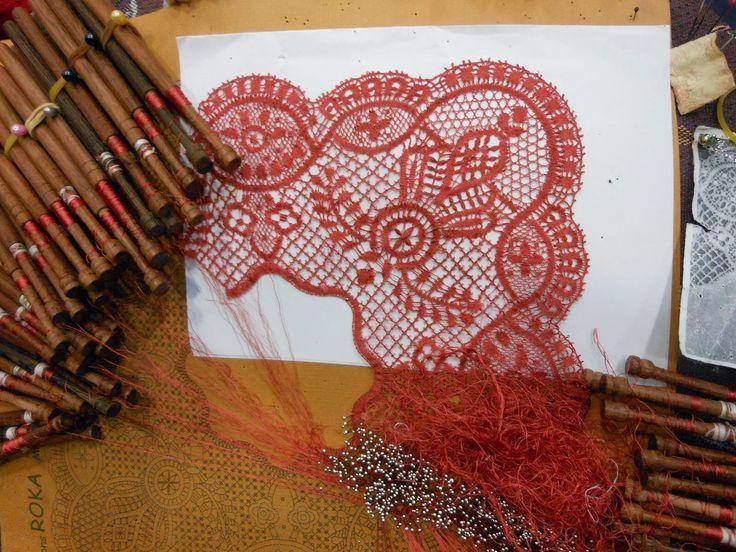A Bobbin Lace Lover - alacelover.blogspot.com