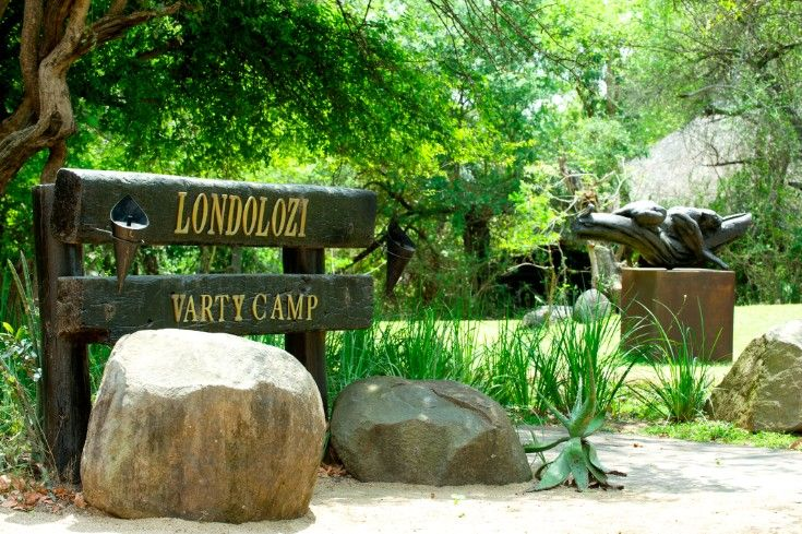 Londolozi's Varty Camp is the original camp, where the campfire has been burning for over 90 years