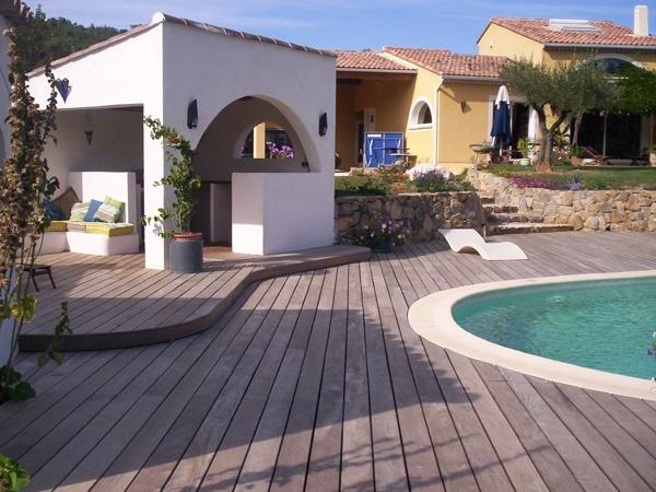 13 best Terrasse piscine images on Pinterest Swimming pools, Decks