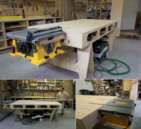Ultimate Workbench - this should go on Dream Home, but maybe sooner?!