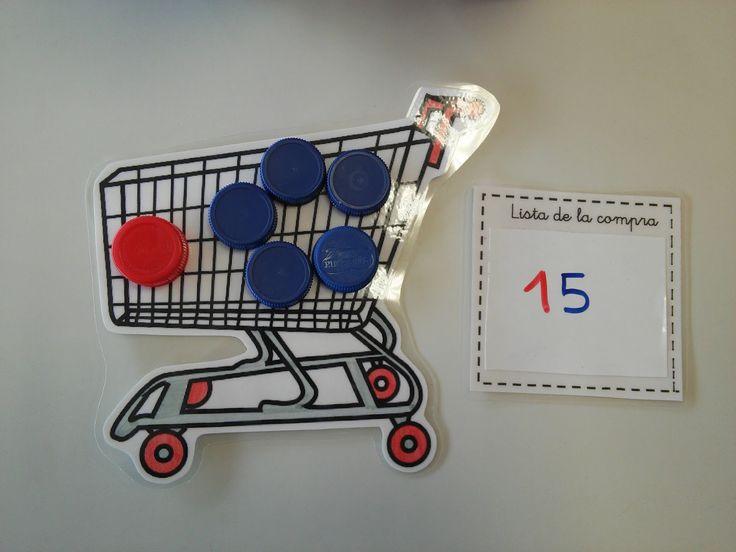 AULA INFANTIL 5 AÑOS C   Estos son algunos de los juegos de ABN con los que disfrutamos en nuestra clase…  JUEGO DE LAS PERCHAS  El juego de...