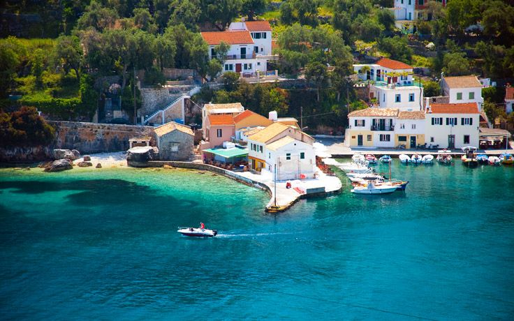 Loggos, Paxos #Paxos #Greece