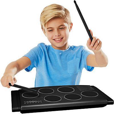 Elektronisches Schlagzeugset für Kinder, »First Act Discovery, Digital Drums« in schwarz im QUELLE Online Shop