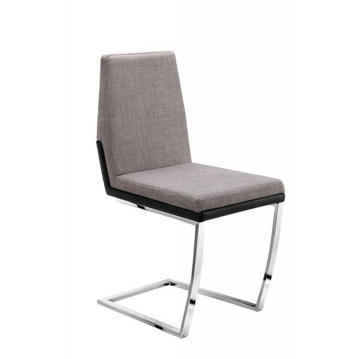 chaises tissus pas chères