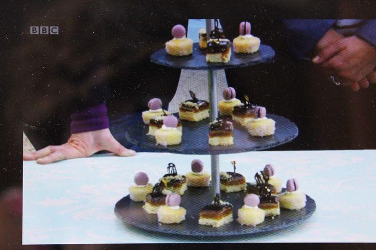Great british bake off 2013 - petits fours (Dessert Week)