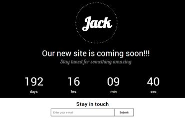 coming-soon-responsive-template