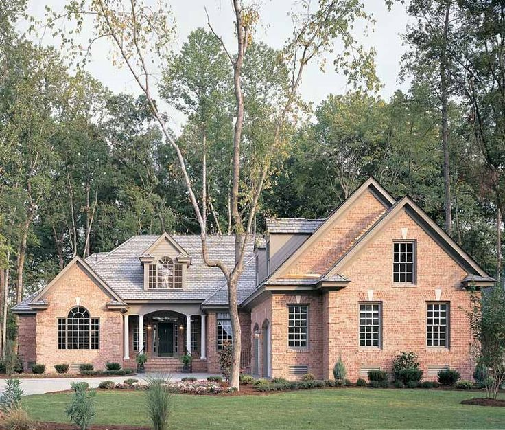 190 best Home Plans images on Pinterest European house plans