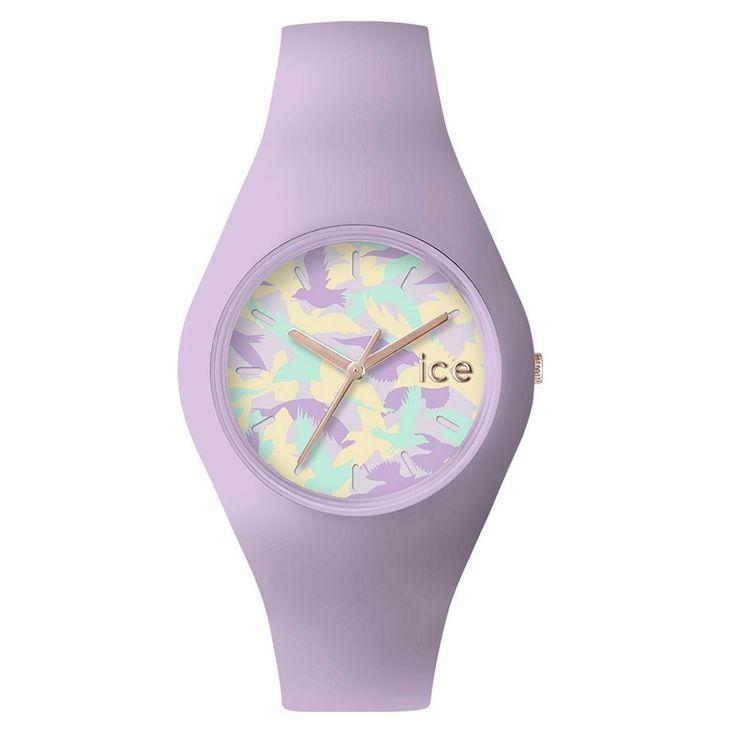 Ice-Watch Ice Fly lilac unisex watch 43mm ICE.FY.LIL.U.S.15