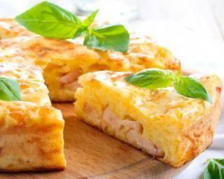 Quiche au jambon sans pâte à I.G. bas : http://www.fourchette-et-bikini.fr/recettes/recettes-minceur/quiche-au-jambon-sans-pate-ig-bas.html