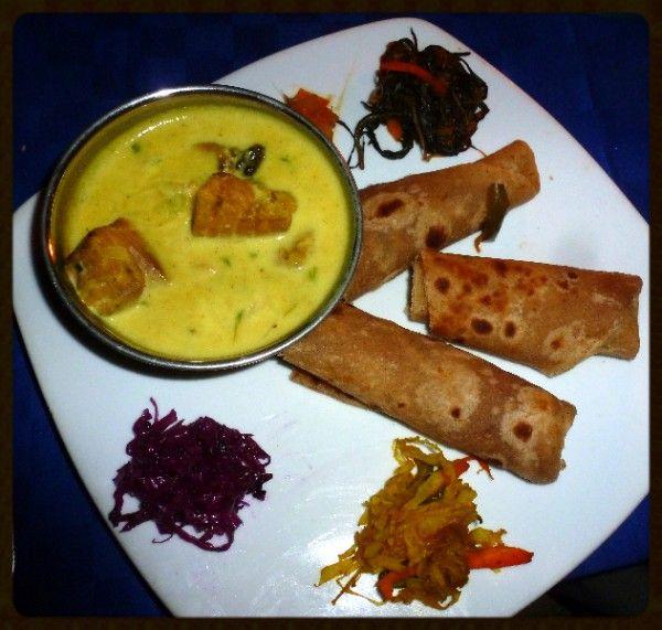 Curry de poissons