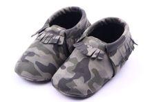 Infantil bonito da criança sapatos de sola macia de bebê franja Tassel mocassim berço(China (Mainland))