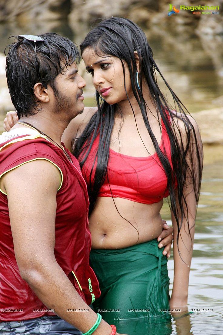Telugu public exposing dance show - 1 9