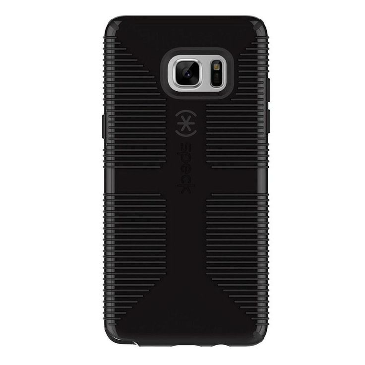 Speck CandyShell Grip Case for Samsung Galaxy Note 7 Black 76454-1050