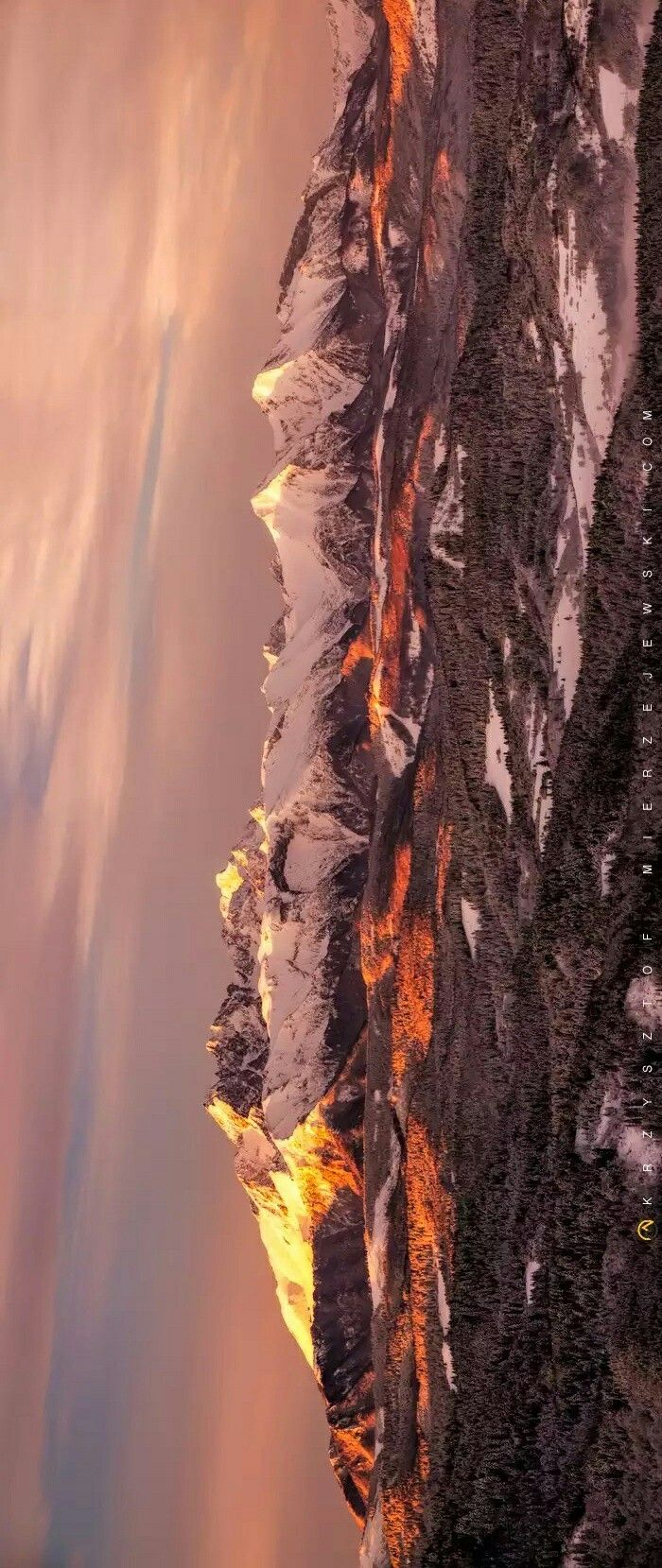 """""""Tatra Mountains"""" Wysoki Wierch, NP Pieniny Mountains, Poland"""