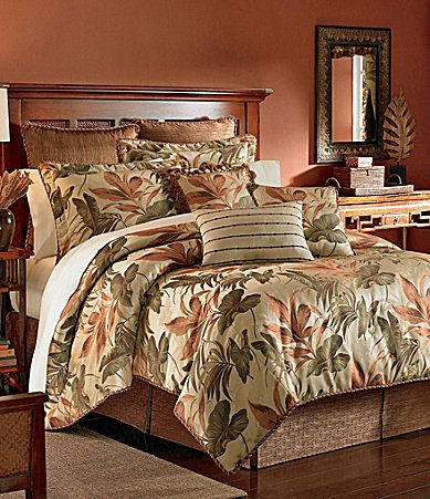 Croscill Bali Bedding Collection Dillards Home And