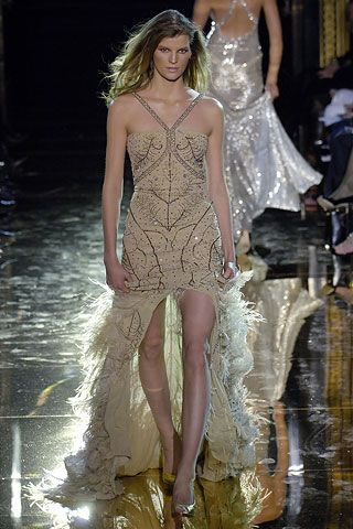dress shoes women Julien Macdonald Autumn Winter 2006 7 Ready To Wear
