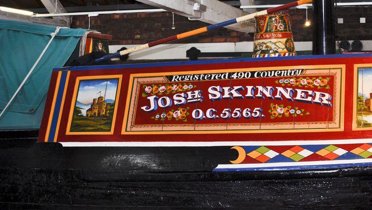 a visit to Ellesmere port boat museum