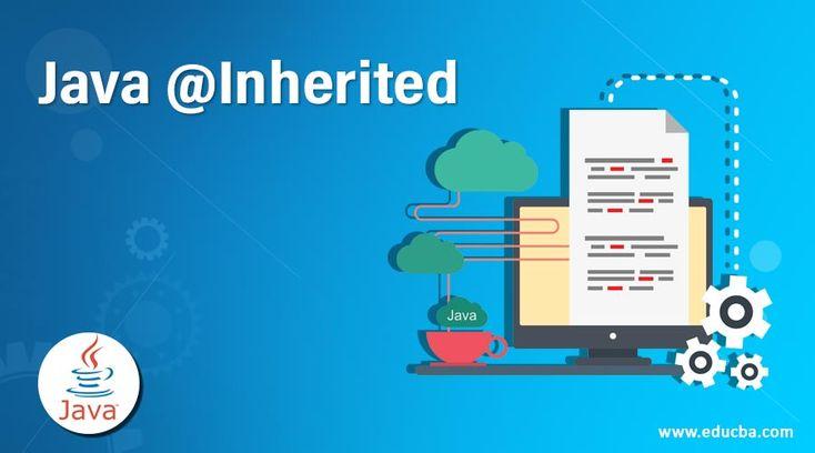 Java inherited how java inherited work with examples
