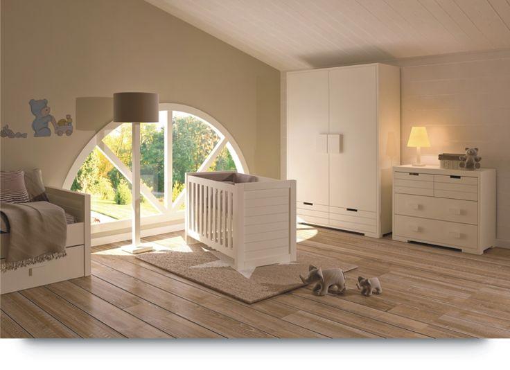 Ambiente infantil sinipiti 2 tessa cano cunas comodas - Habitaciones para gemelos ...