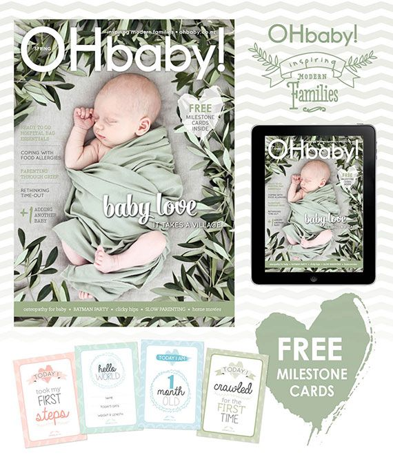 OHbaby! Magazine - quarterly publication covers conception, pregnancy, parenting, baby products & reviews and more. Subscribe to NZ's leading Baby Magazine now!
