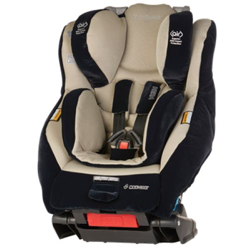 Maxi Cosi Hera ISOGO A4 $429.00 in Black and Tan online at www.smittysbabygeargalore.com or in store.