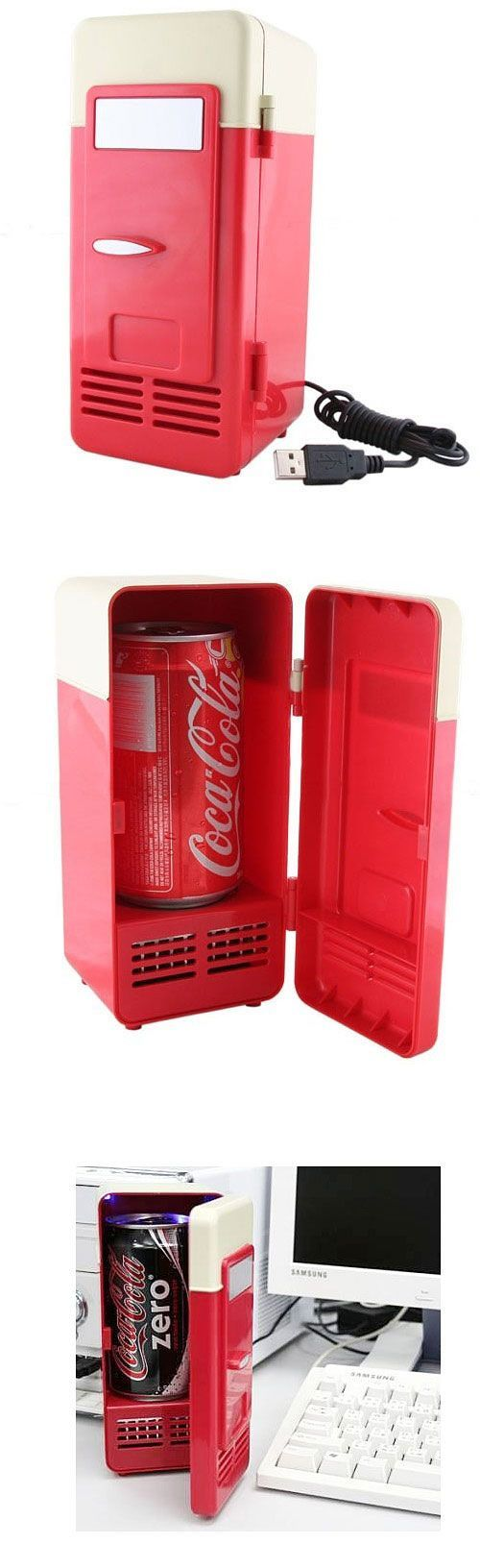 """USB Refrigerator, in the immortal words of Will Smith in """"Independence Day,"""" """"I GOT to get me one of THESE!"""""""