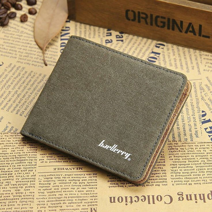 2016 New arrival brand short men's wallet, high quality Designer's canvas brief purse for male,cute purse, free shipping #>=#>=#>=#>=#> Click on the pin to check out discount price, color, size, shipping, etc. Save and like it!