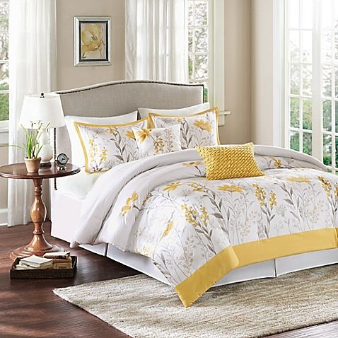 See more detail about Harbor House? Meadow Full Comforter Set ..