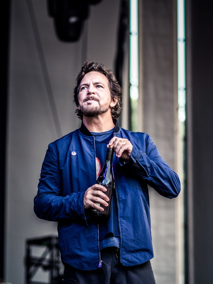 Ed Vedder | Pearl Jam | Berlin - Wuhlheide 26.6.2014 | © Markus Werner