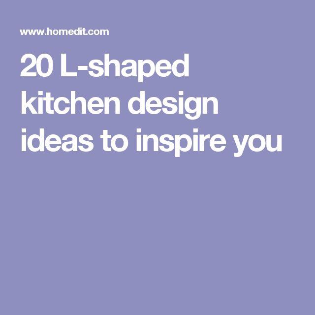 1000 Ideas About L Shaped Kitchen On Pinterest: 25+ Best Ideas About L Shape Kitchen On Pinterest