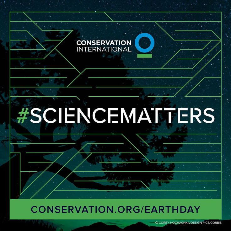 Today is the day! Tell the world that #ScienceMatters, on #EarthDay & every day. Following the link in our bio to share facts, take our Earth Day quiz, protect an acre of forest & SC Johnson will match it, support the brands that support nature, and more. What are you doing today for Earth Day? (link in bio) #earthday2017 #science #conservation #nature #sustainable