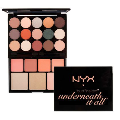 Butt Naked - Underneath It All Palette $25.. My FAVE and a GREAT dupe for Urban Decay's Matte Naked Pallette