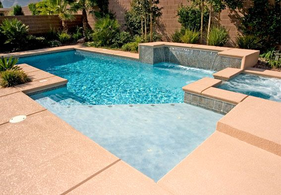 17 best images about pool ideas on pinterest small yards for Pool building companies