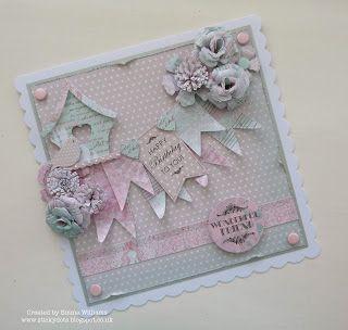 Craftwork Cards Blog: Vintage Boho by Emma Williams