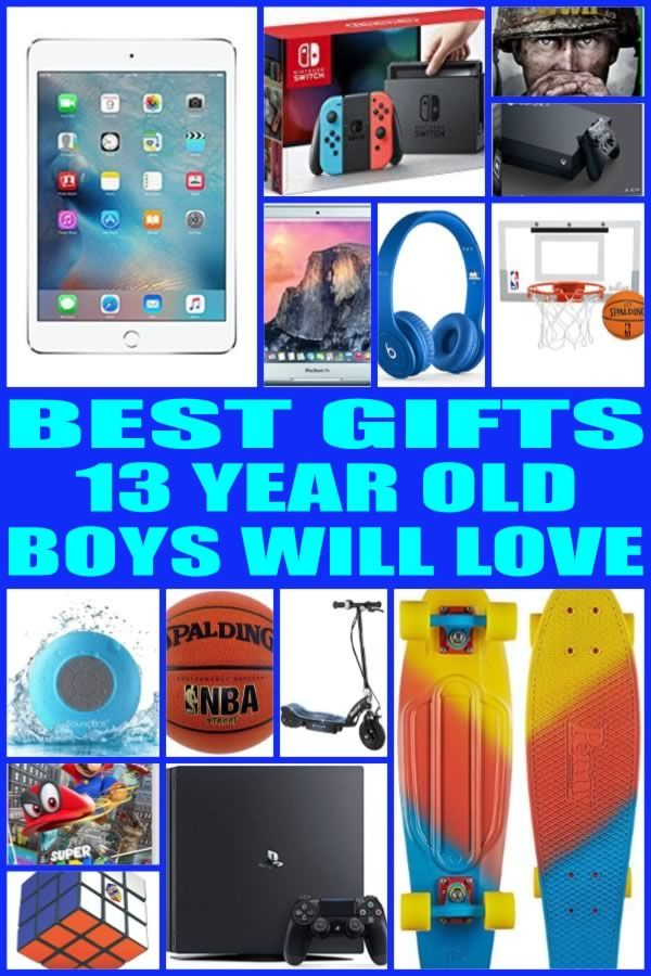 Find The Best Toy Gifts For 13 Year Old Boy Kids Would Love Any Of These Toys From This Ultimate Gift Guide Perfect Thirteen
