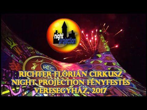 Richter Florian Cirkusz, Veresegyház - Night Projection fényfestés   2017. március 15.-én a Richter Flórián Cirkusz bemutatta Állati EXTRÉM c. vadonatúj 2017 évi műsorát.  További információ: https://www.facebook.com/events/769294176579104/  További információ és egyedi fényfestések megrendelése: http://www.night-projection.hu/  #RichterFlórián #circus #Veresegyház #Extrém #ÁllatiExtrém #NightProjection #fényfestés #raypainting #visuals