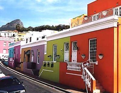 Colourful Bo Kaap