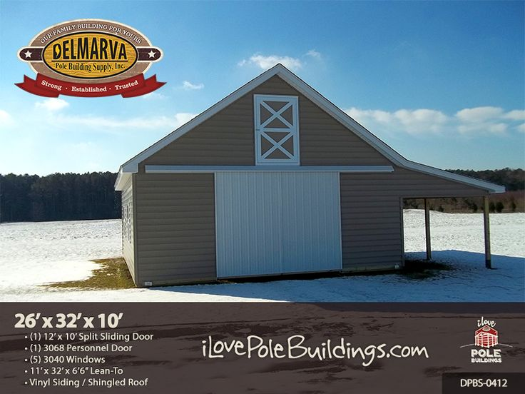 25 best ideas about pole building kits on pinterest Residential pole barn kits