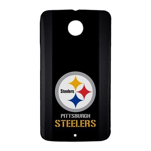 Pittsburgh Steelers Custom Google Nexus 6 Case Cover