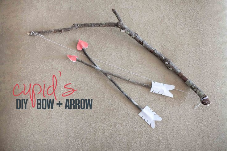 With Valentine's day right around the corner, we decided to up the love ante and play with Cupid's bow and arrow for a little bit. ...