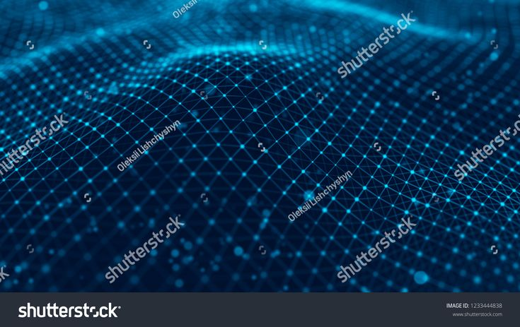 Network connection structure. Abstract technology background. Science background. Big data digital background. 3d rendering. #Sponsored , #AD, #Abstra…