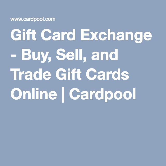 sell gift card online 25 unique gift card exchange ideas on pinterest gift 7932