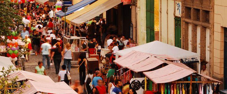 {Dicas do Rio} Restaurantes pra comer antes ou depois da Feira do Lavradio