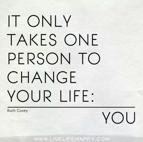 Image result for you control your life quotes
