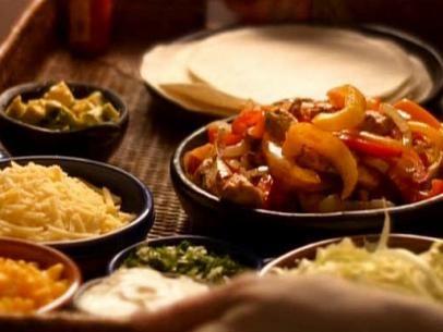 Chicken Fajitas Recipe : Nigella Lawson : Food Network