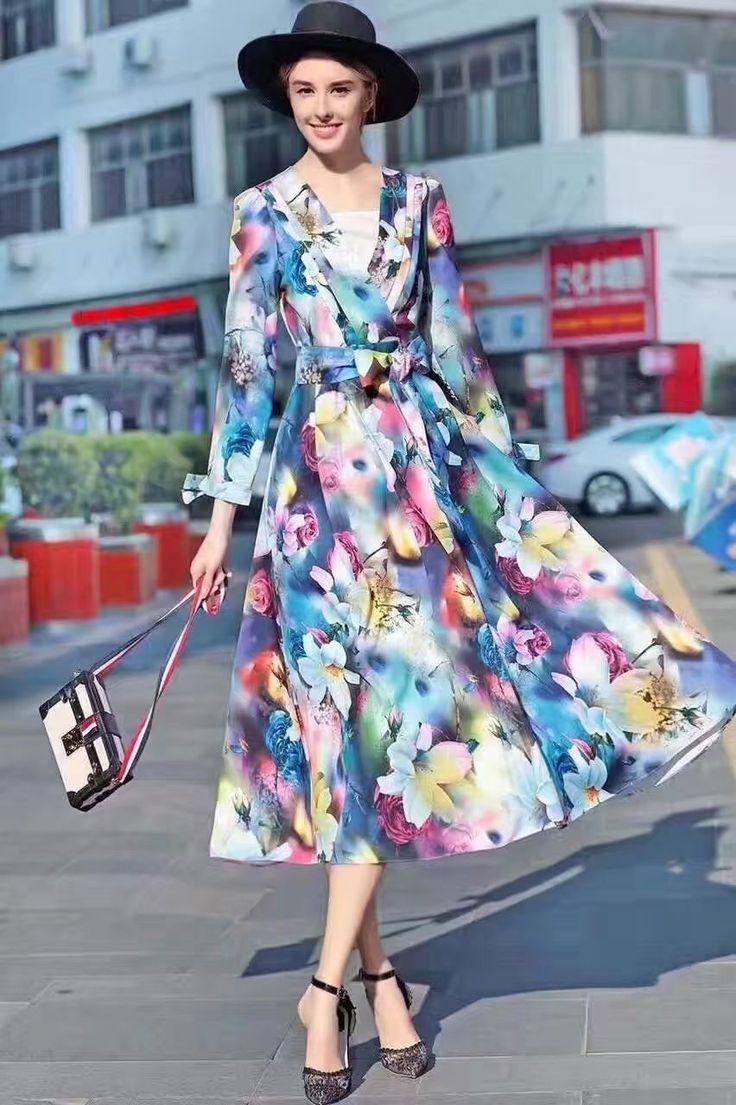 Длинное платье Red Valentino Цветочный принт. Очень женственное. Ткань хлопок, размеры S M L Цена 8500 руб