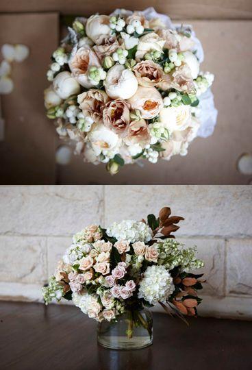 #Peonie #Rose #Table #Centre #Pastel #PohoFlowers #Poho #Flowers #Weddings