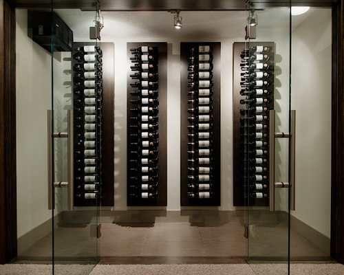 cava modula para vino winehouse, estantería para 9 botellas