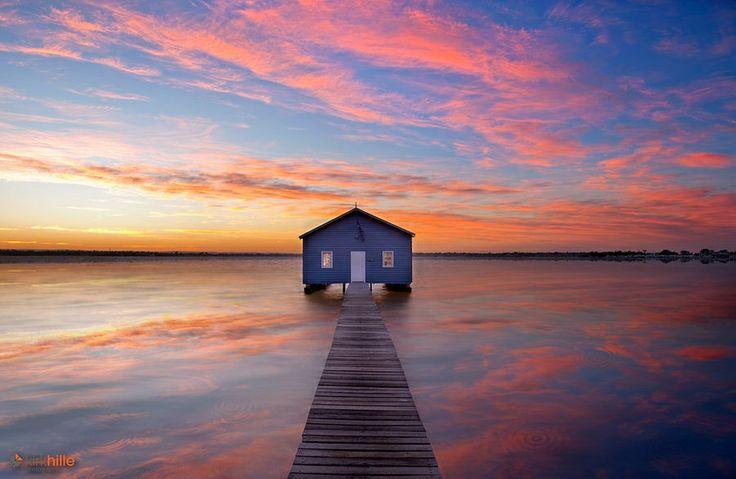 Matilda Bay Sunrise II by Kirk Hille, via 500px