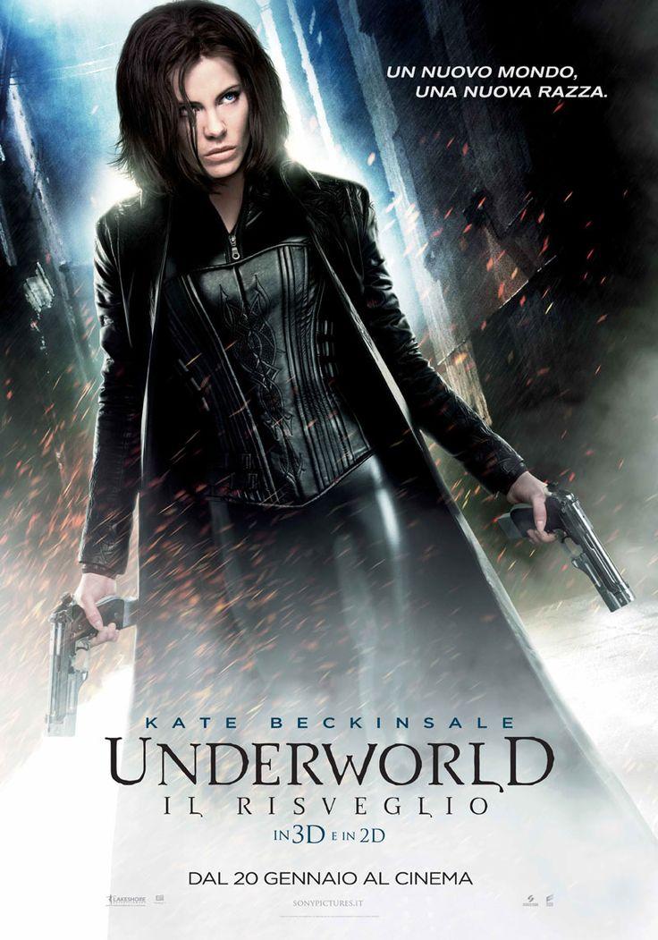 SVS bass rate: 5/5 | Underworld - Il risveglio è un film del 2012 in 3D, diretto dalla coppia di registi svedesi Måns Mårlind e Björn Stein e con protagonisti Kate Beckinsale, India Eisley, Michael Ealy e Charles Dance.